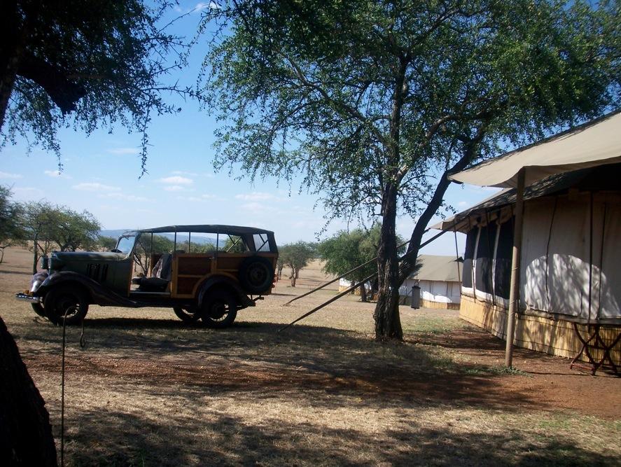 Singita Camp, Tanzania