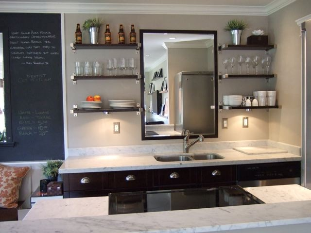 small kitchen makeover, slimpaley.com