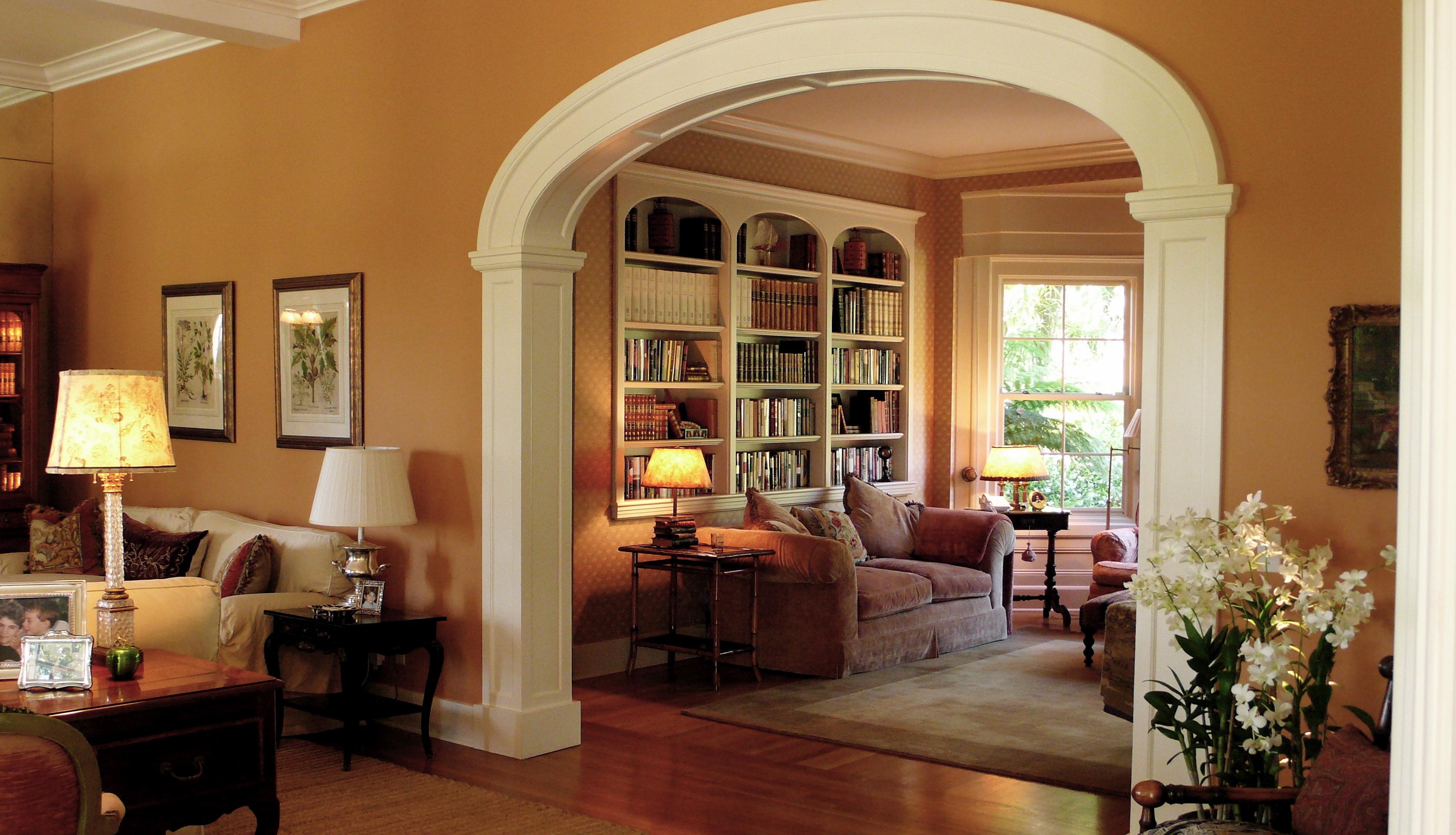 living room, slimpaley.com