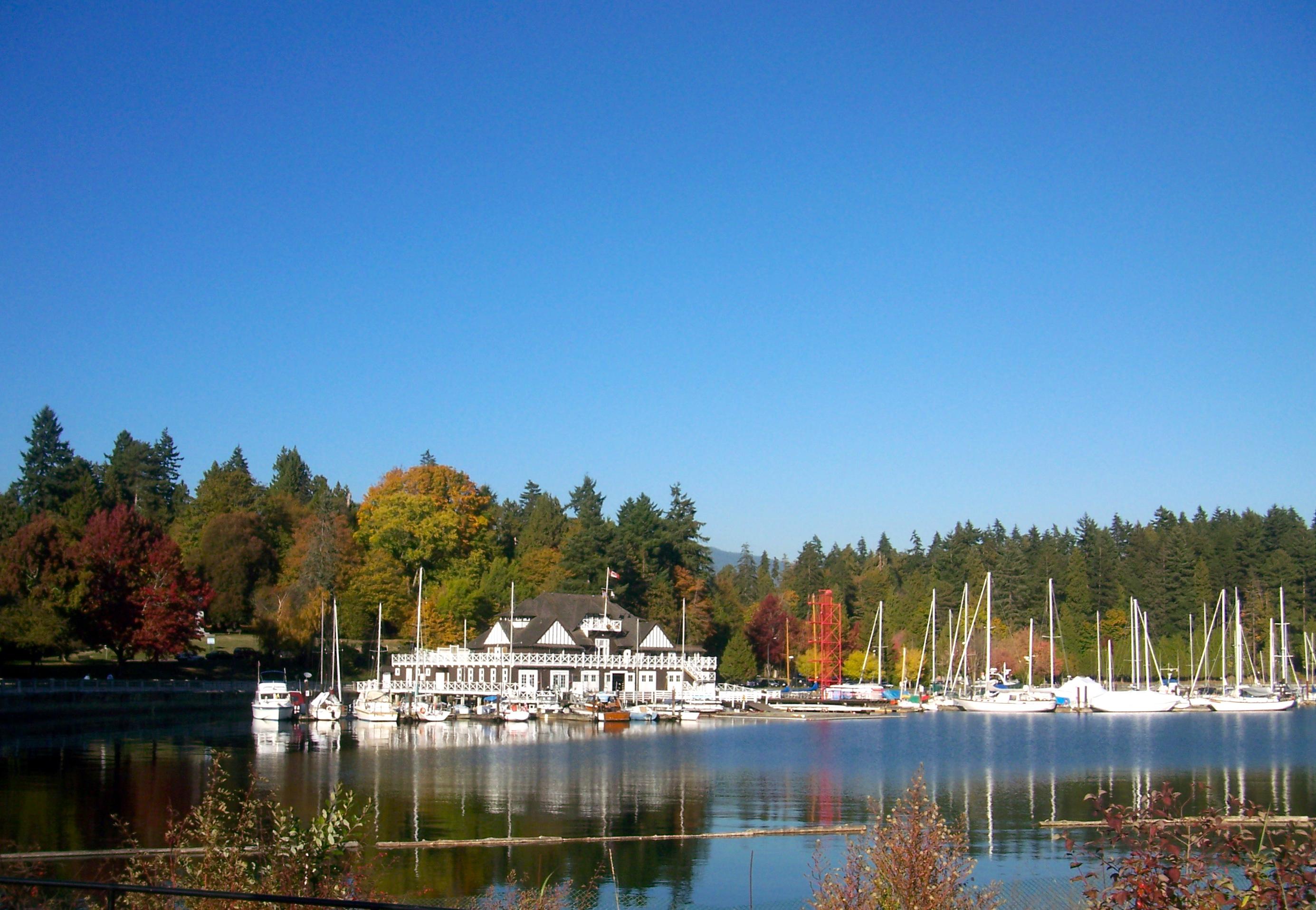 Vancouver Yacht Club , slimpaley.com