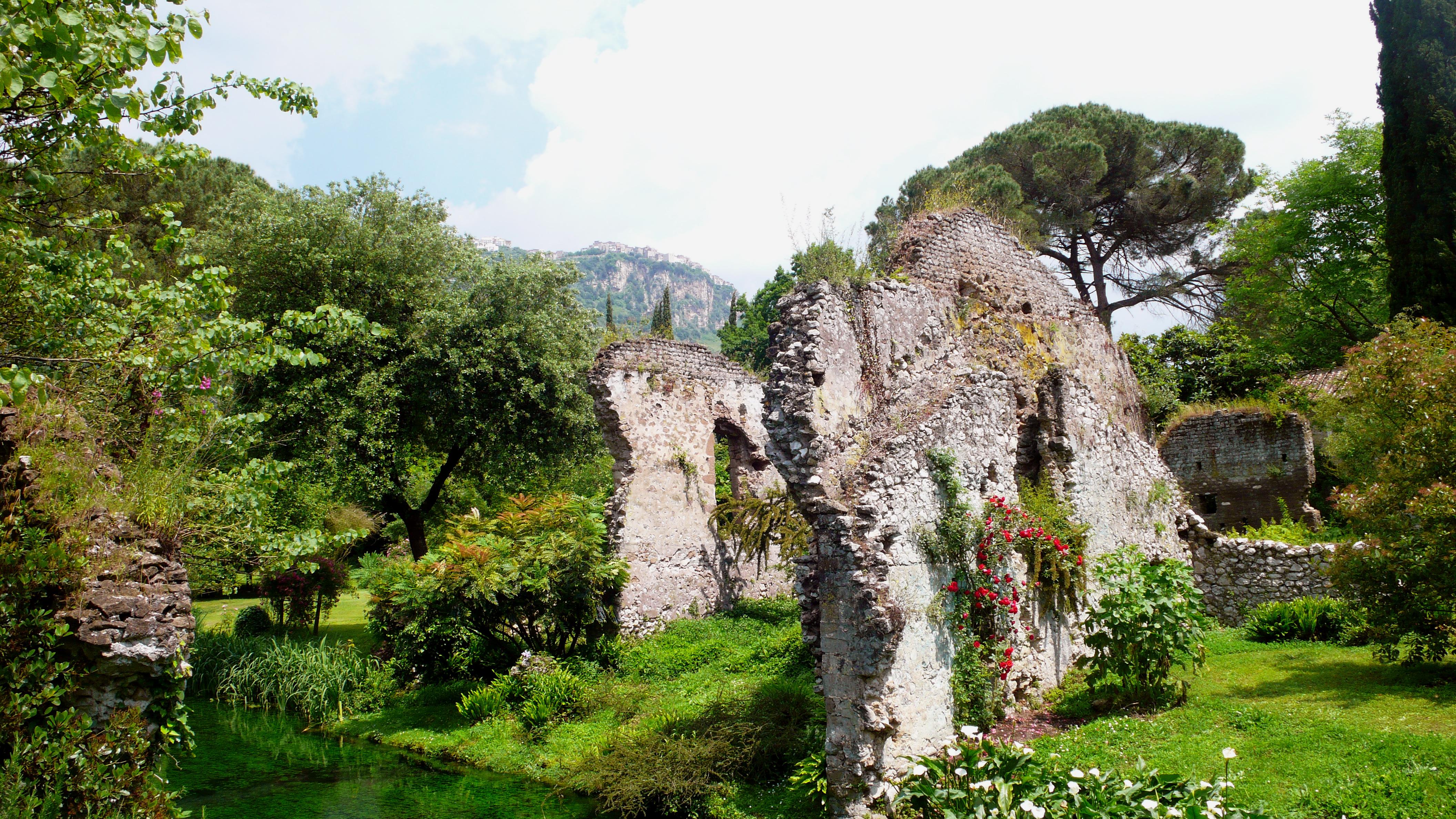 Gorgeous Ninfa Gardens, Italy
