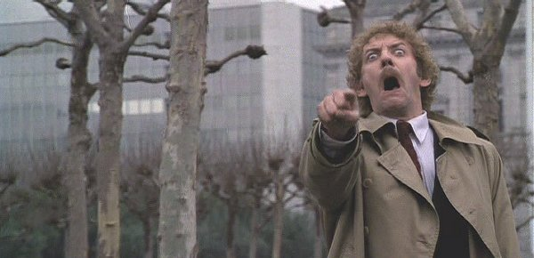 Donald Sutherland, Invasion of the Body Snatchers