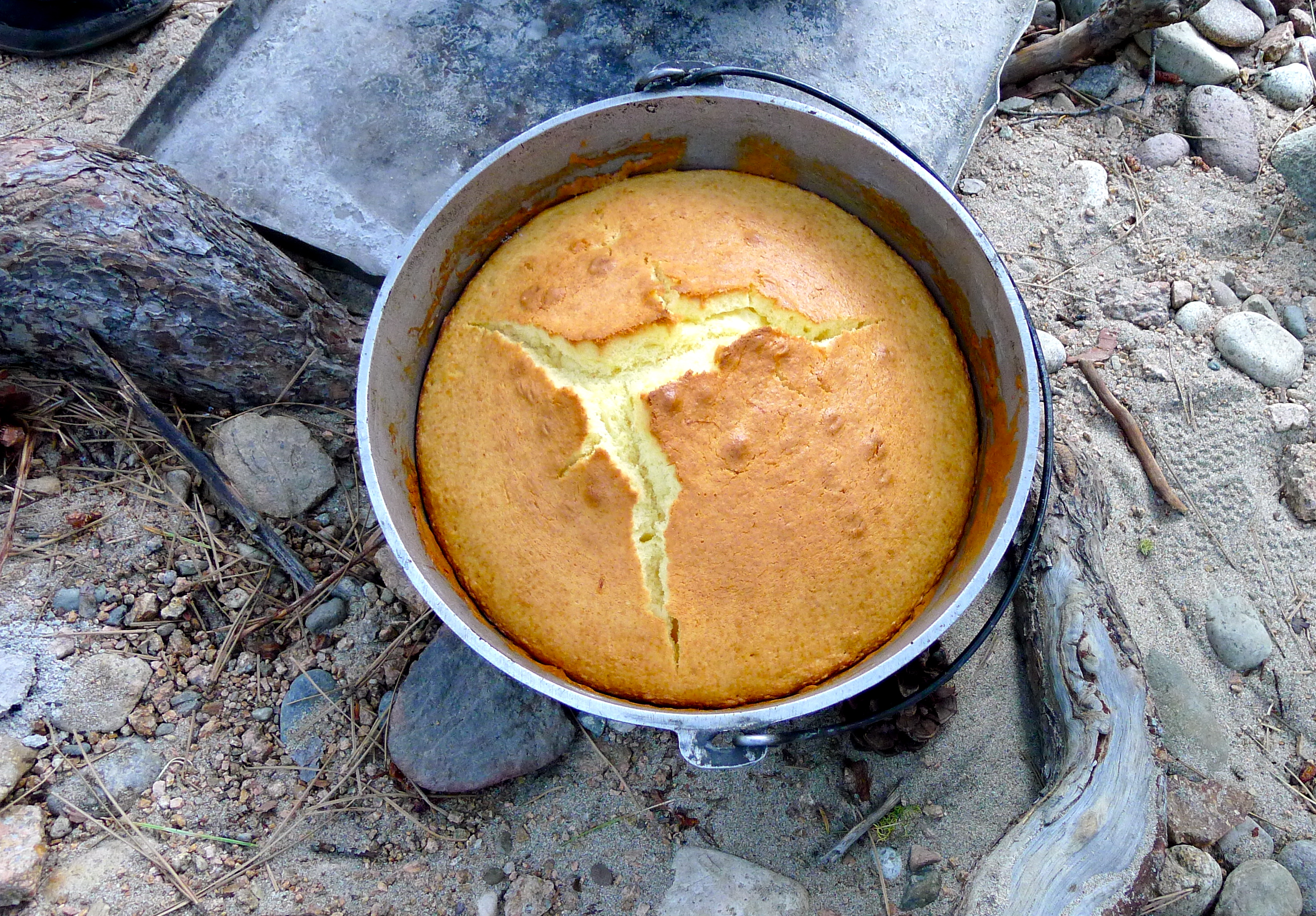 one pot cornbread