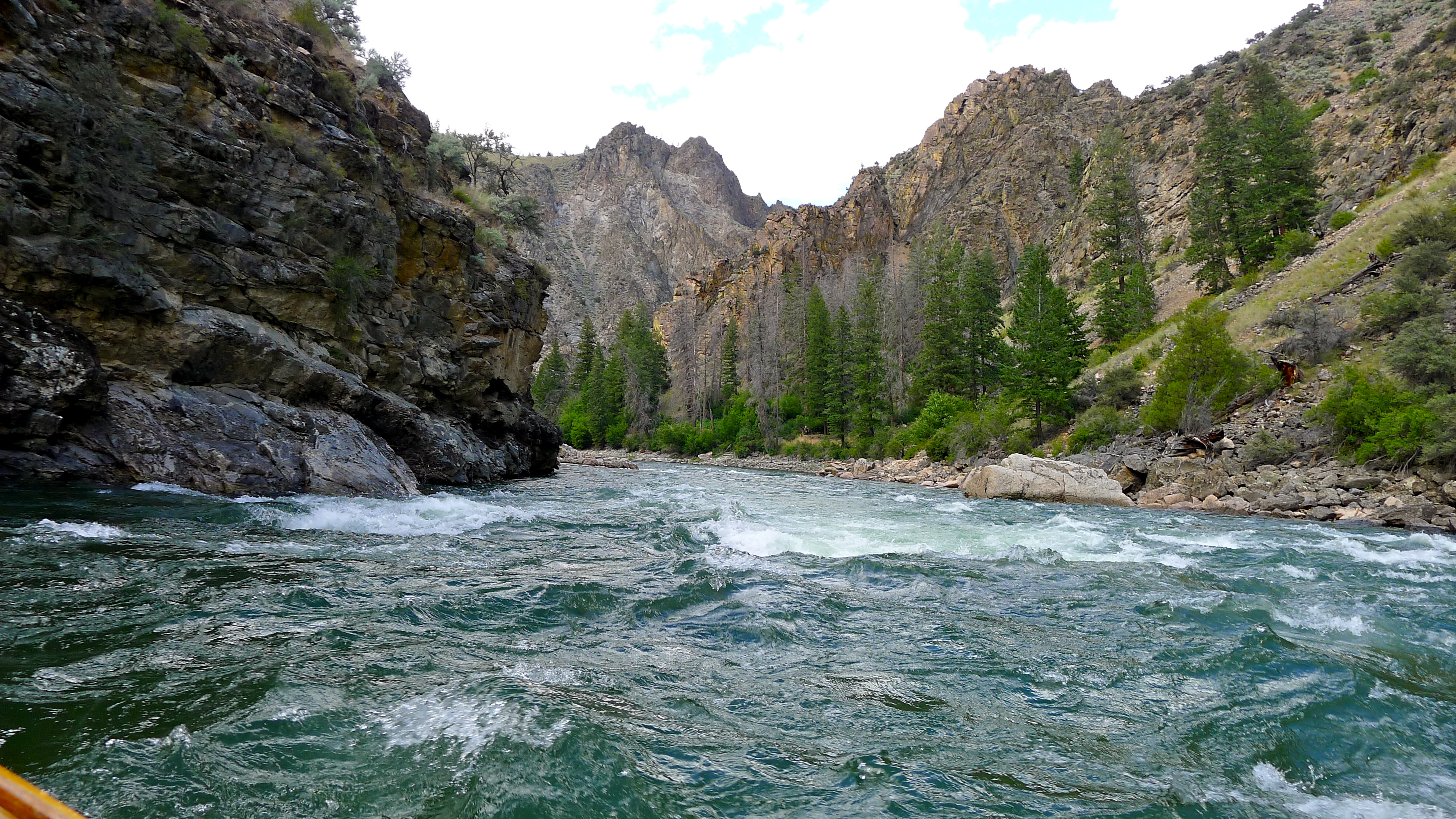 Salmon River , Idaho slimpaley
