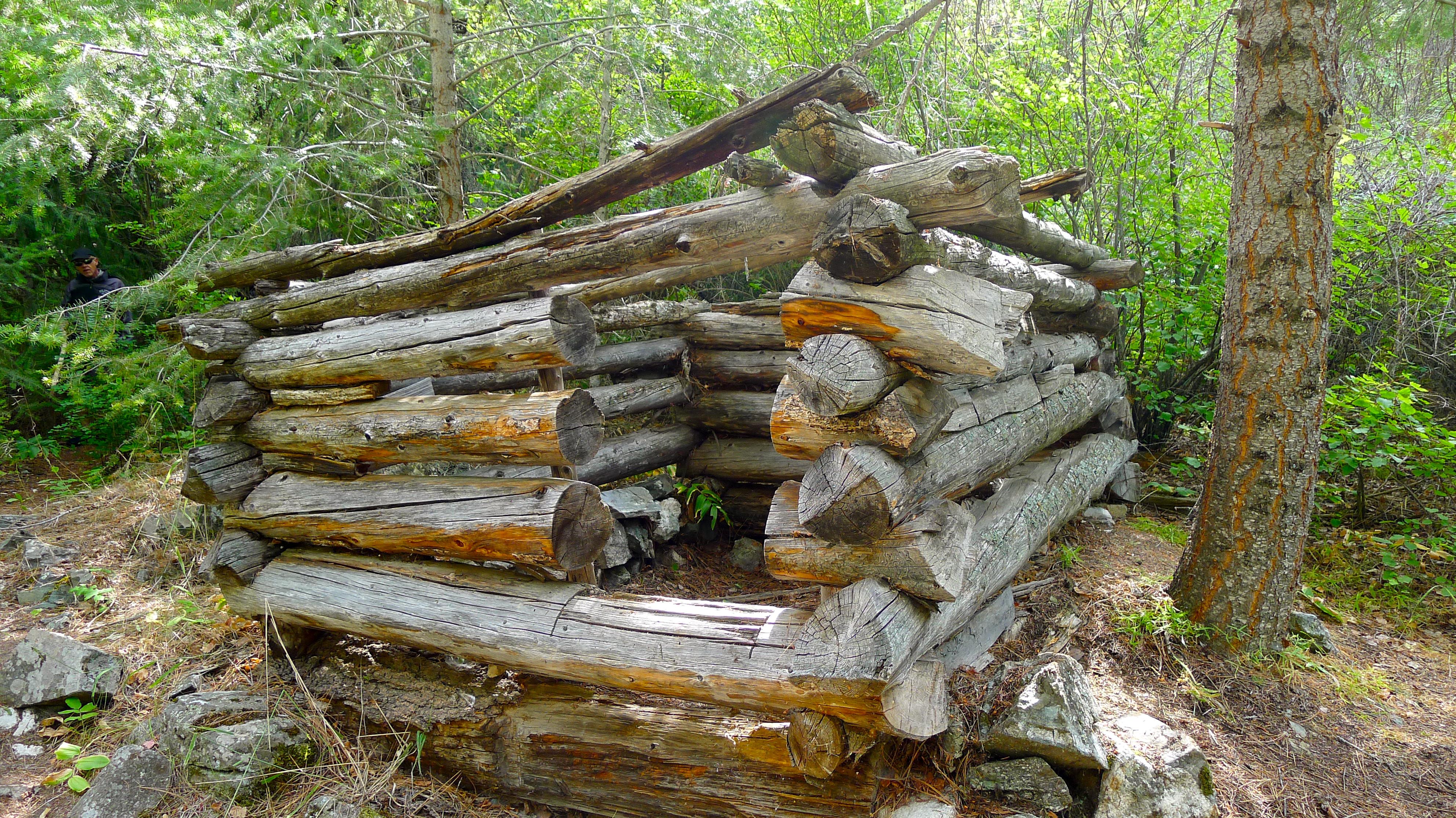 hermit's shack
