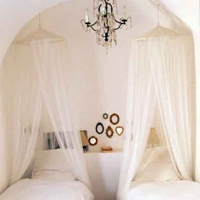 Dreaming Under Mosquito Net Slim Paley