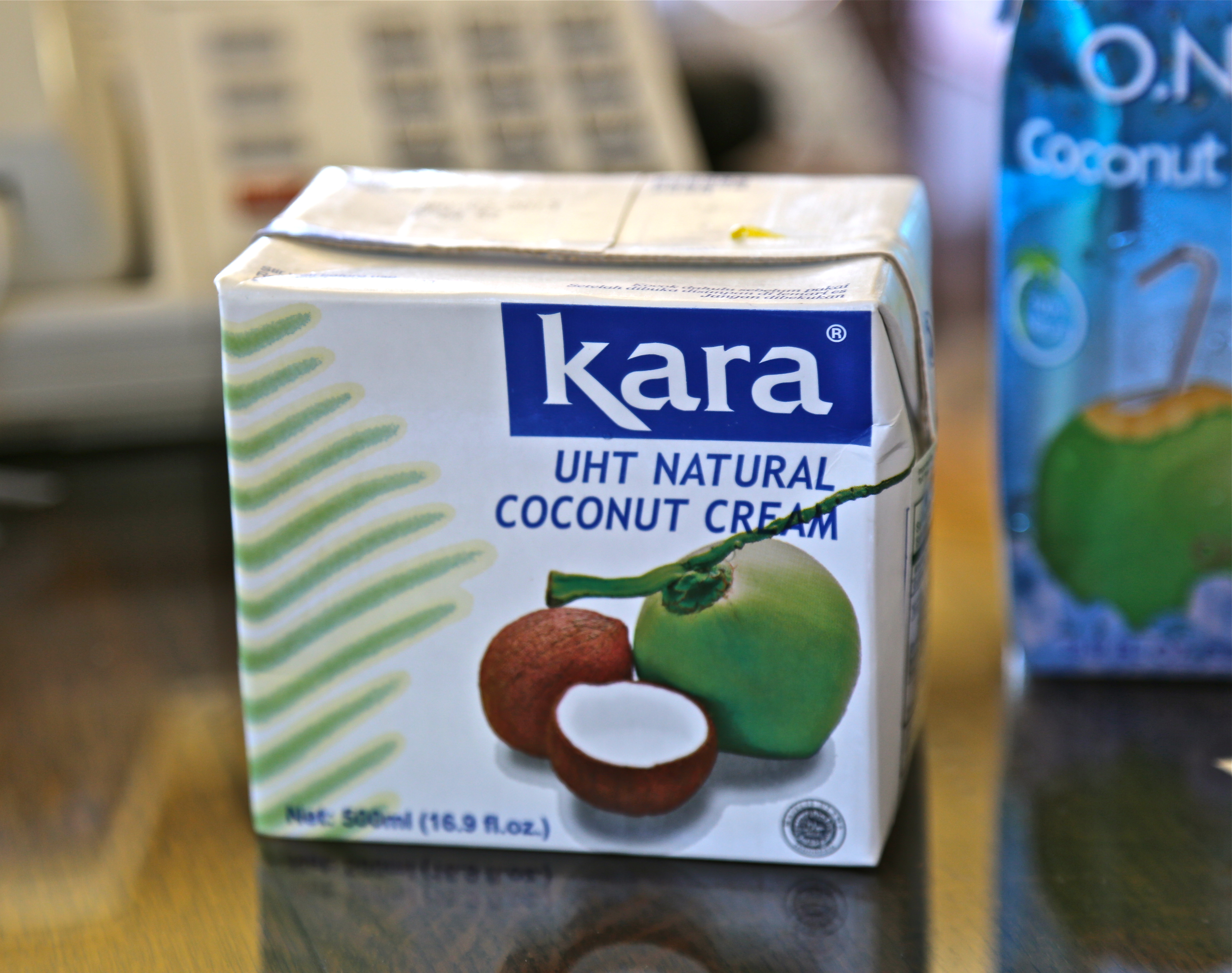Kara coconut cream