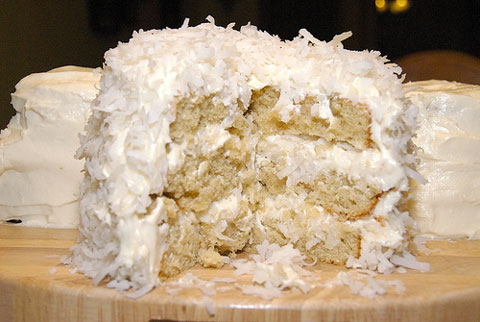cake another cake layer ginger lime coconut cake with coconut cake ...