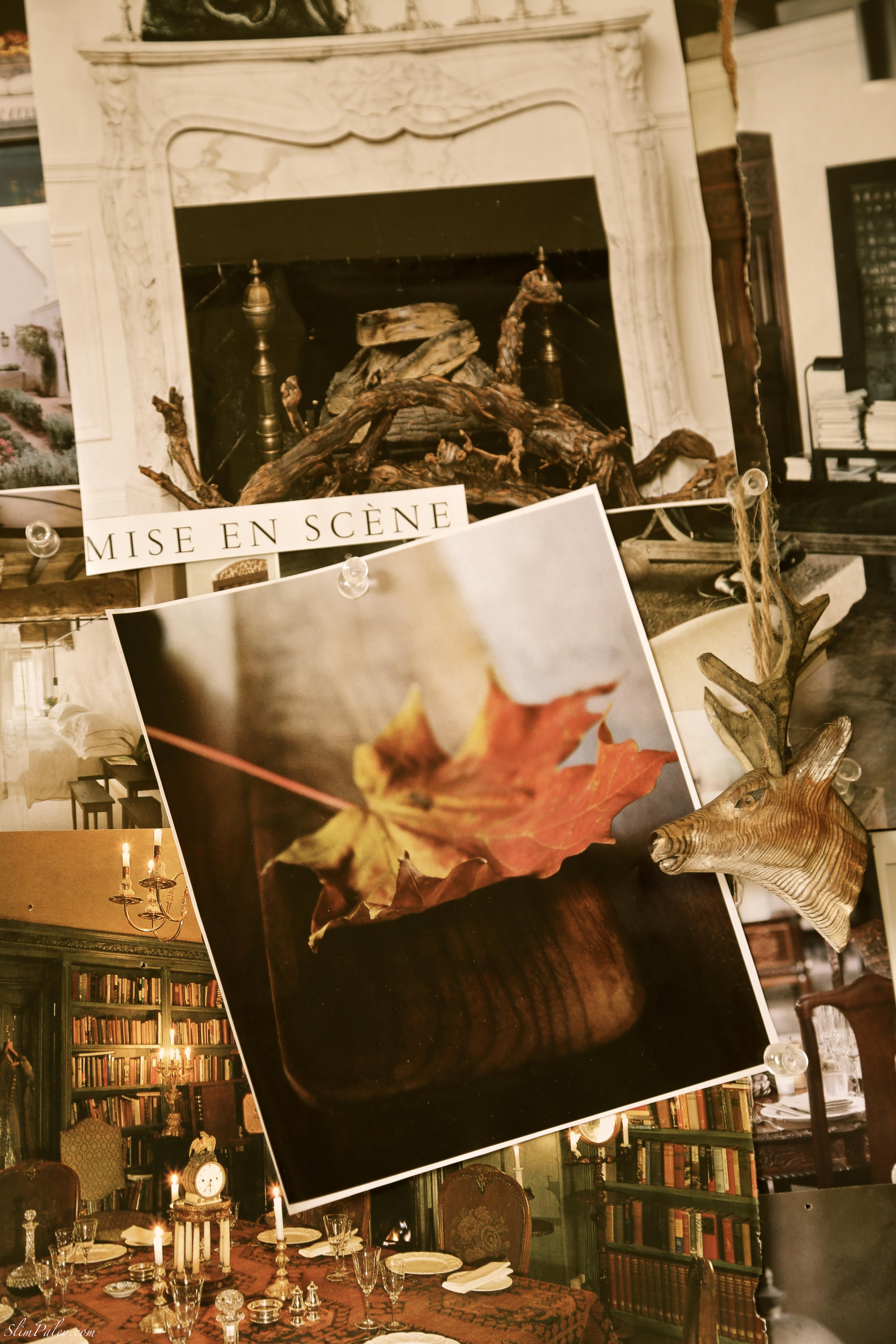 Slim Paley Fall Mood Board