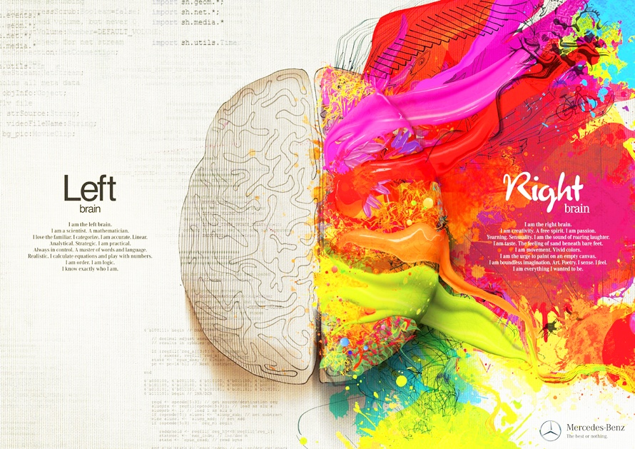 photo relating to Left Brain Right Brain Test Printable identify Printable Remaining Instantly Mind Look at Simplest Prices Variety