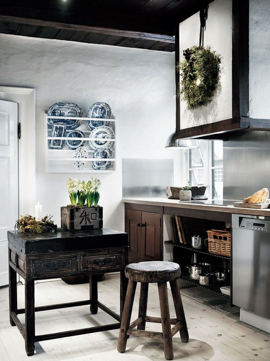 great traditional kitchen