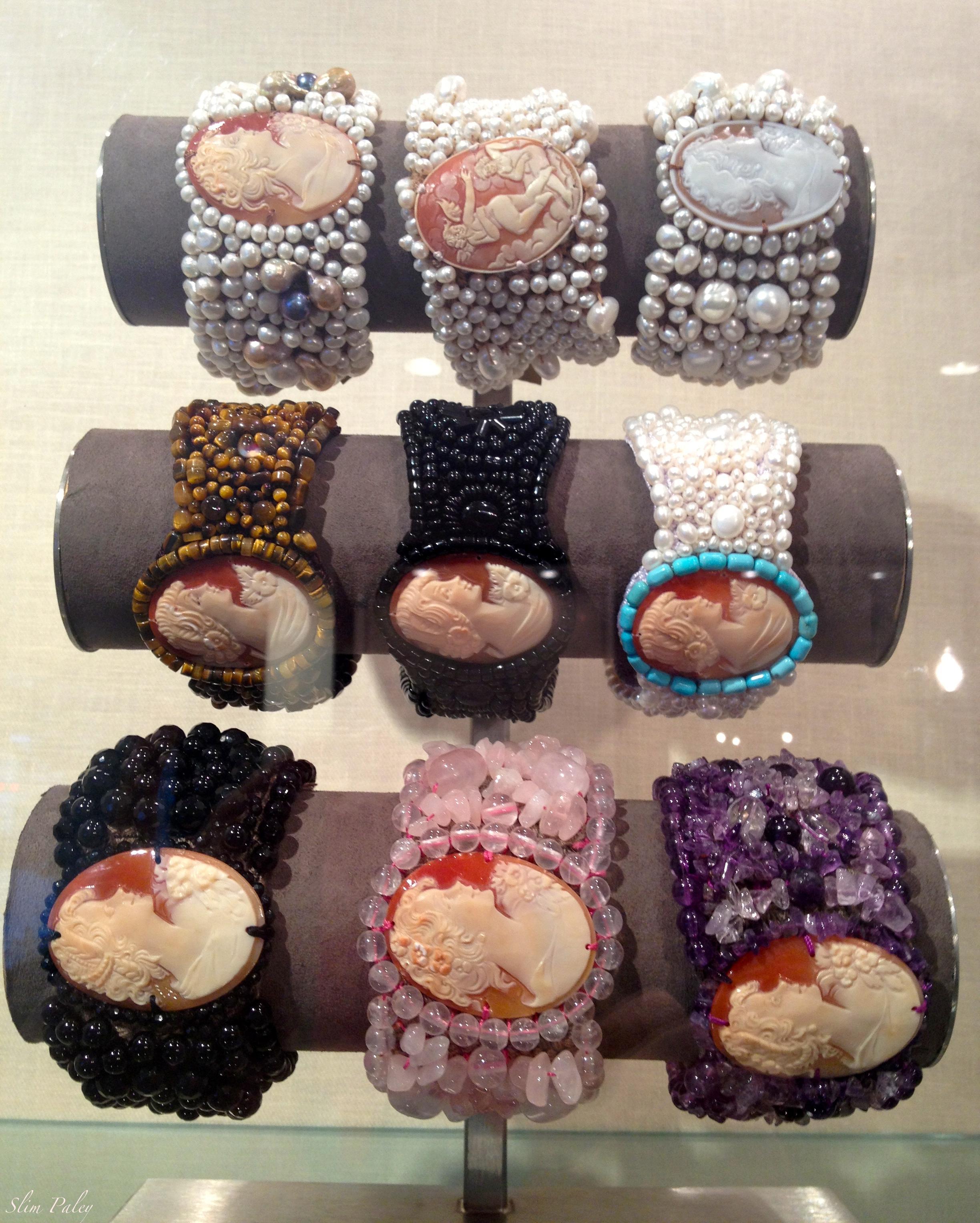 cameo bracelets
