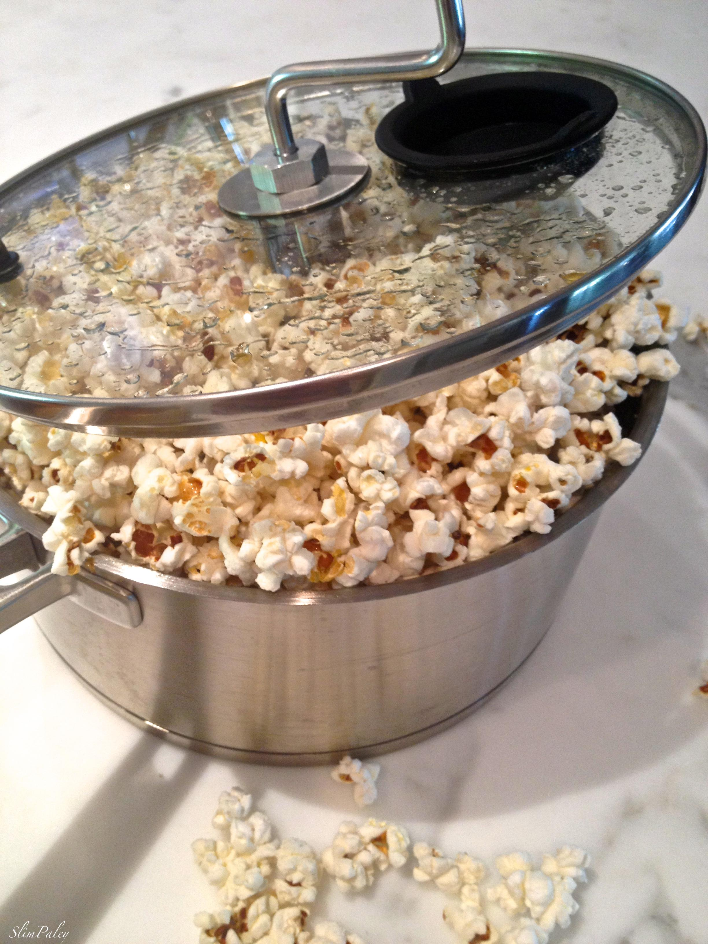 stove top popcorn maker