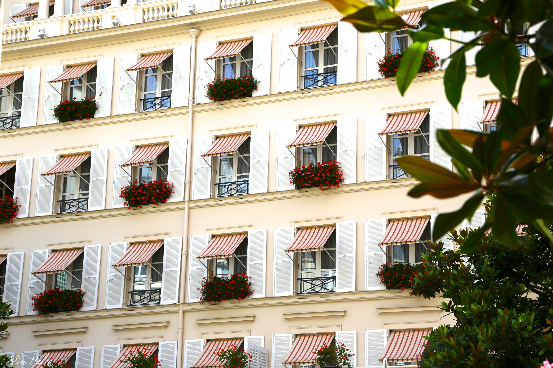 le Bristol hôtel, Paris