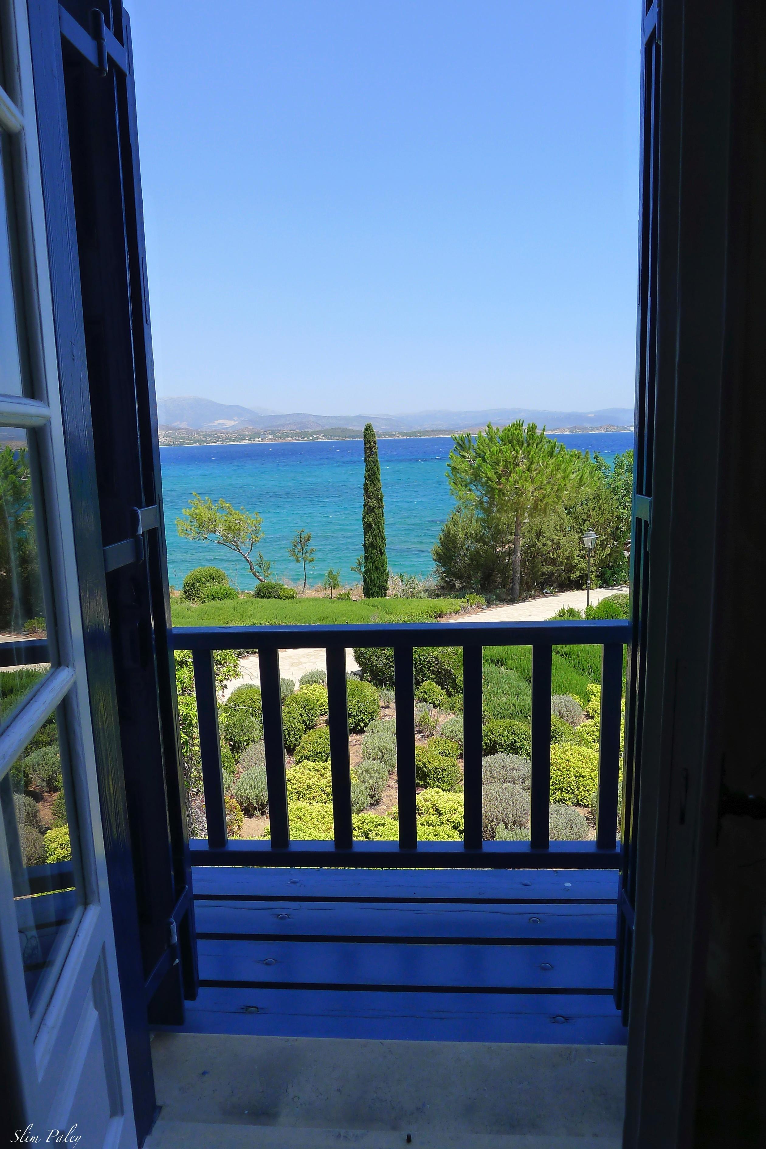 Greece window
