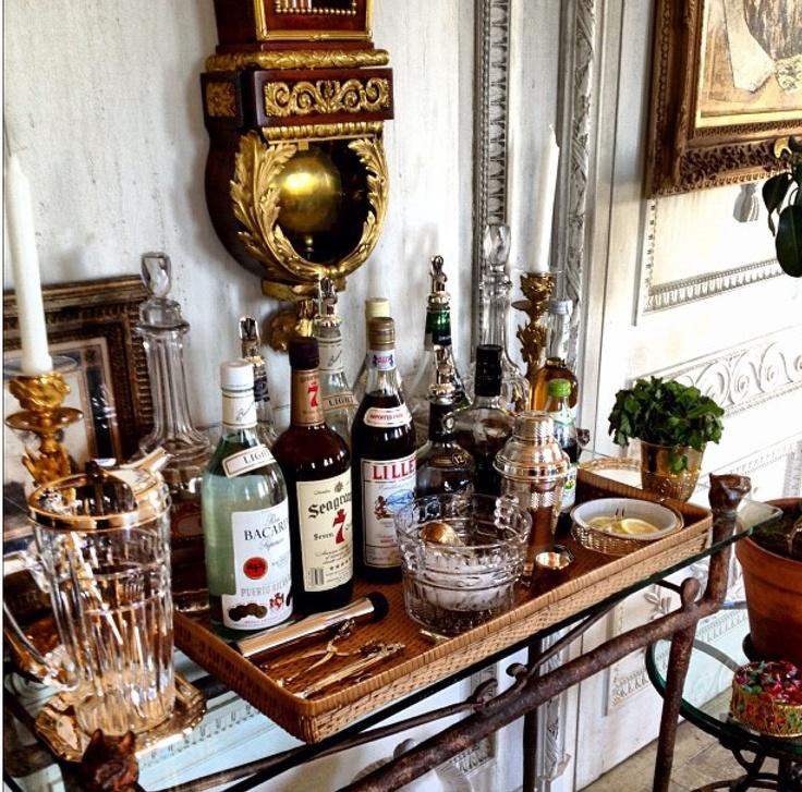 Howard Slatkin bar