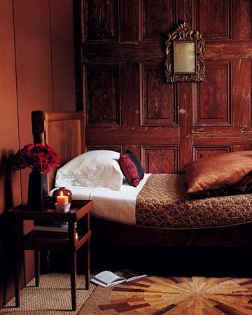 A bed & a book