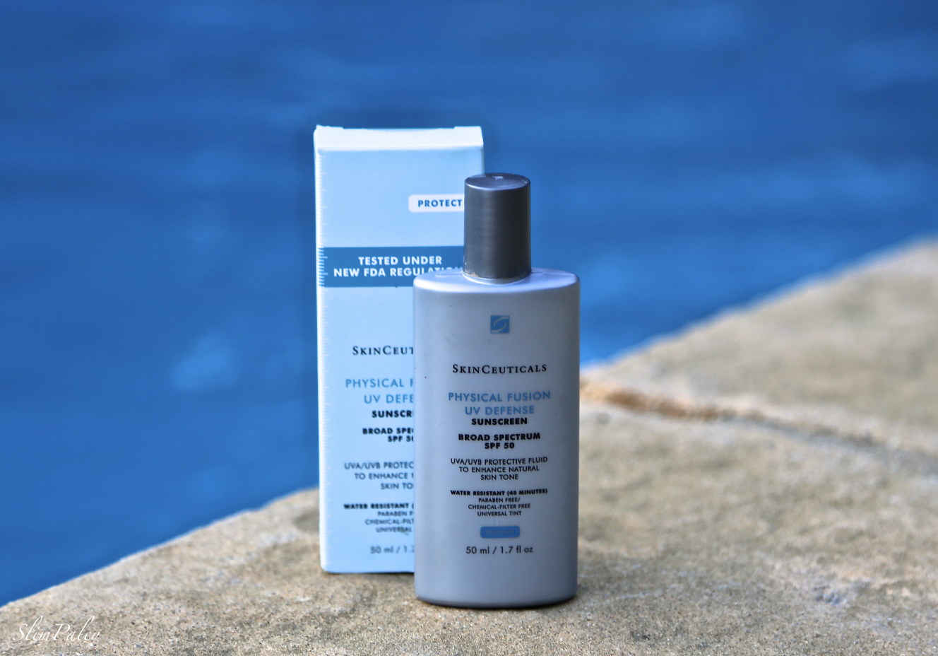 Skinceuticals Sunscreen, Slim Paley photo