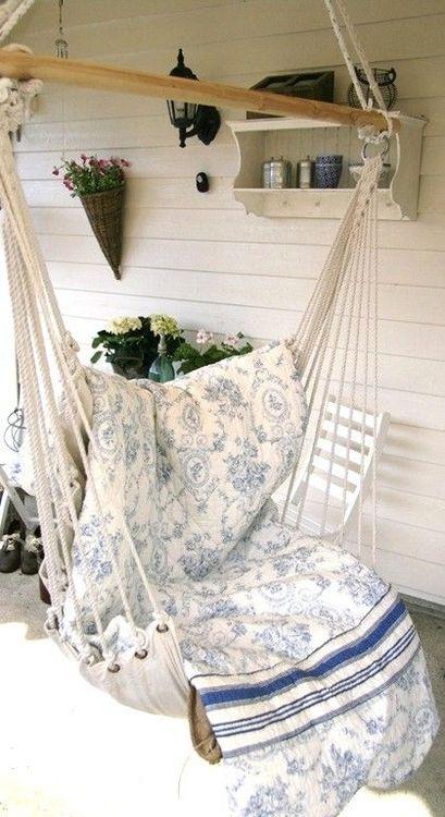 porch seat hammock