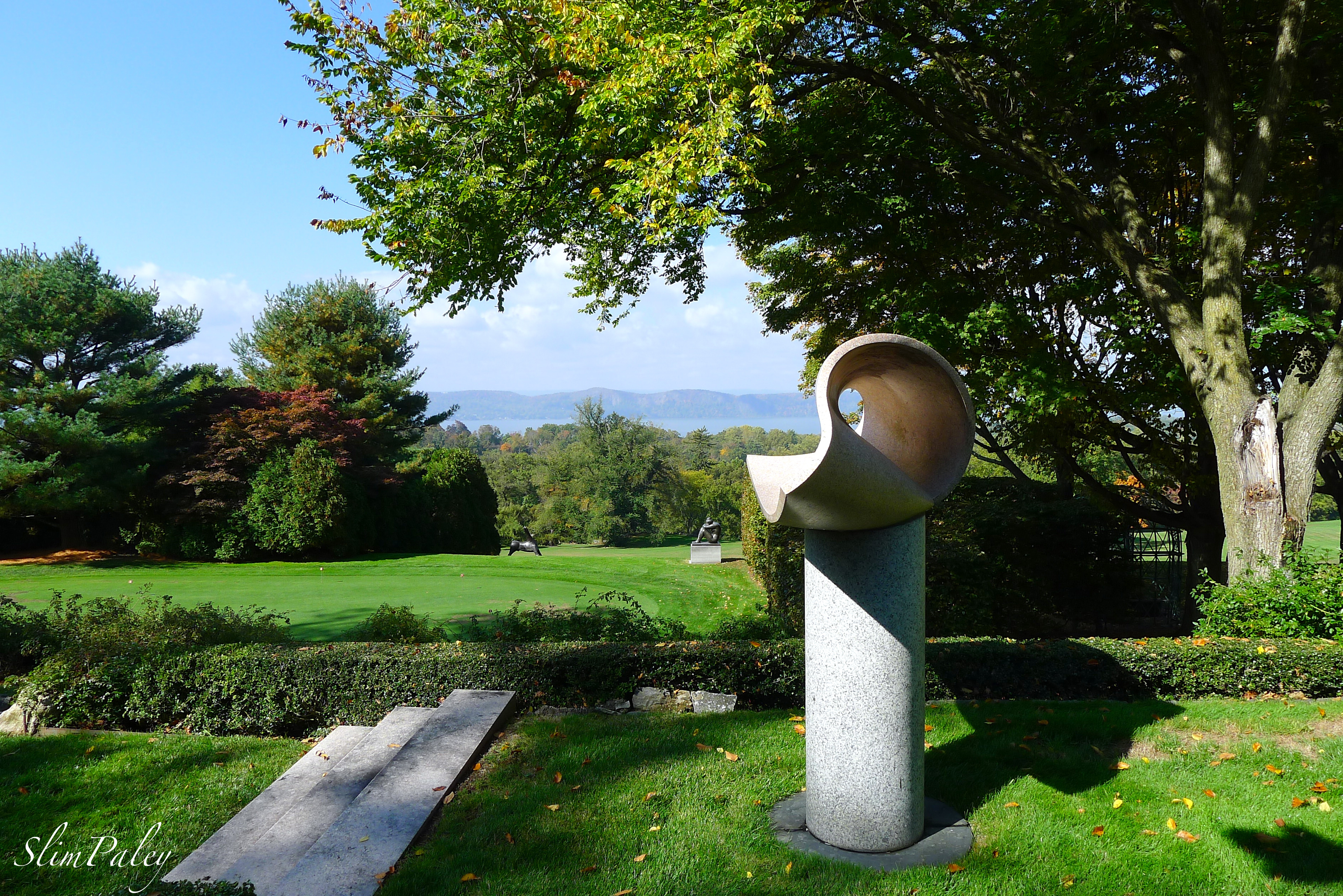 Kykuit Gardens, slimpaley.com