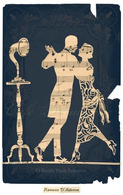 gramophone silhouette