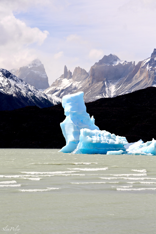 glacier, Patagonia slimpaley.com