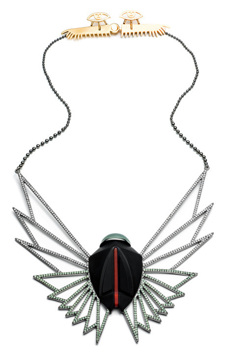 eddie-borgo-fall-2013-winged-scarab-necklace