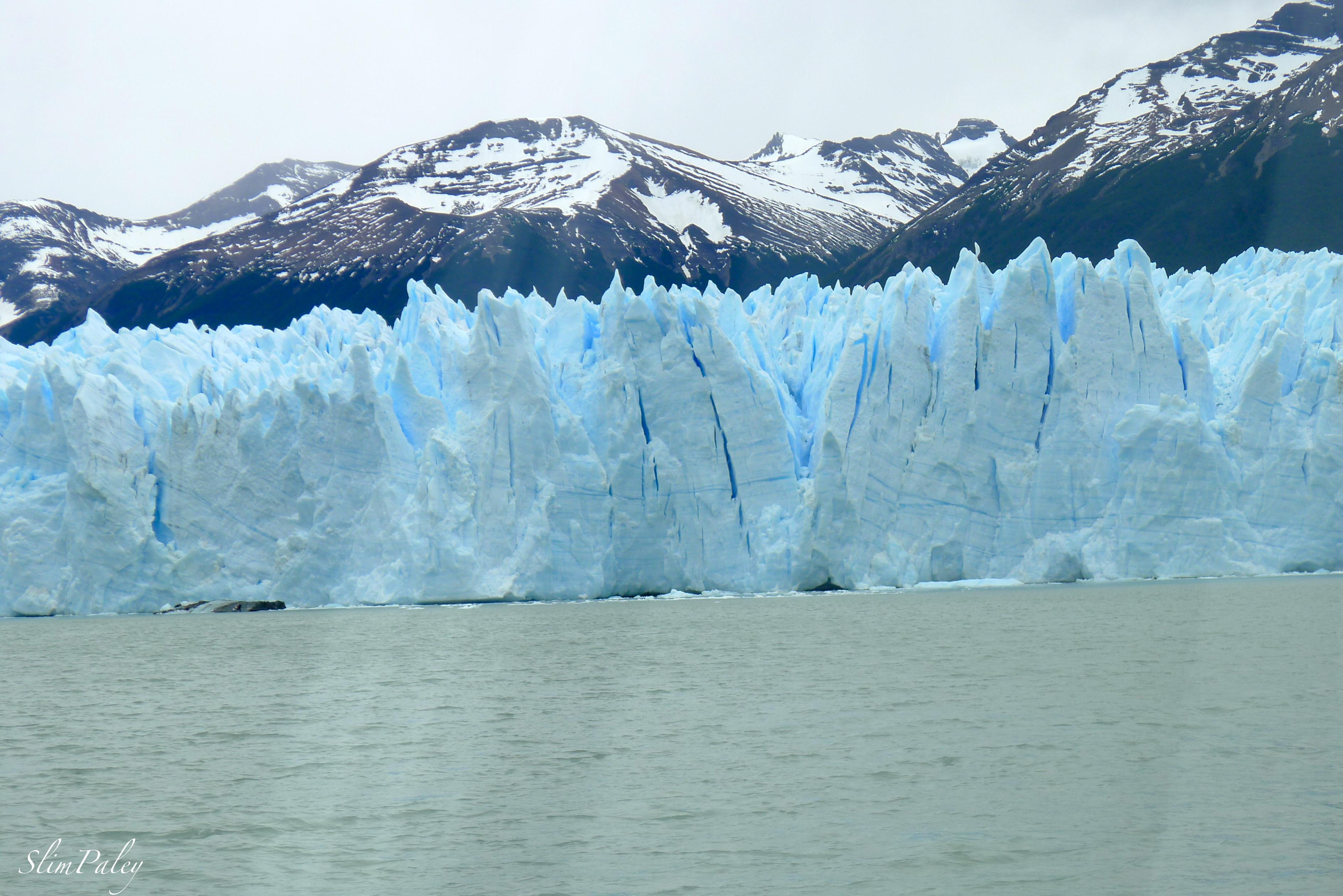 Perito Moreno glacier, Patagonia slimpaley.com
