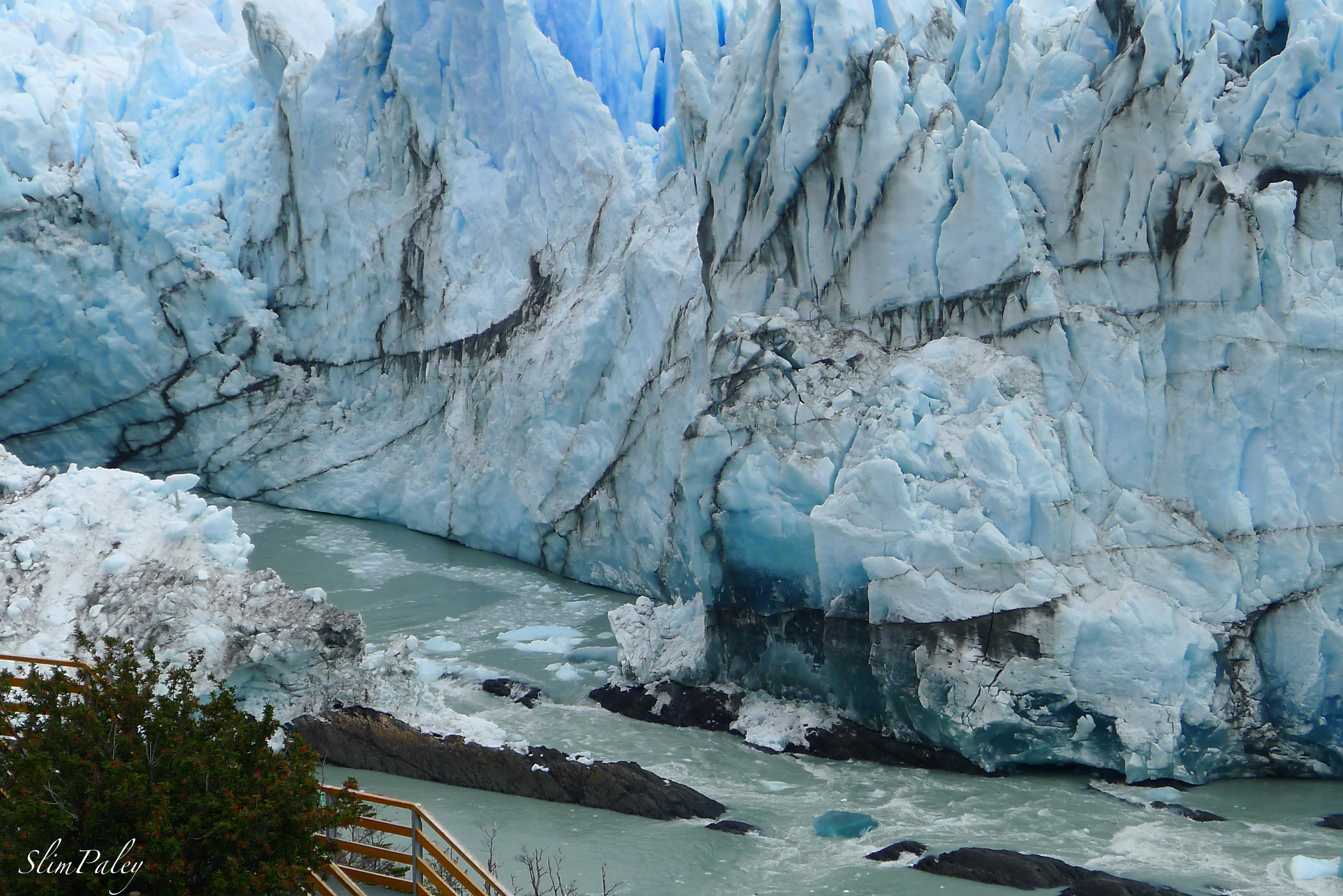 Perito Moreno glacier, slimpaley.com
