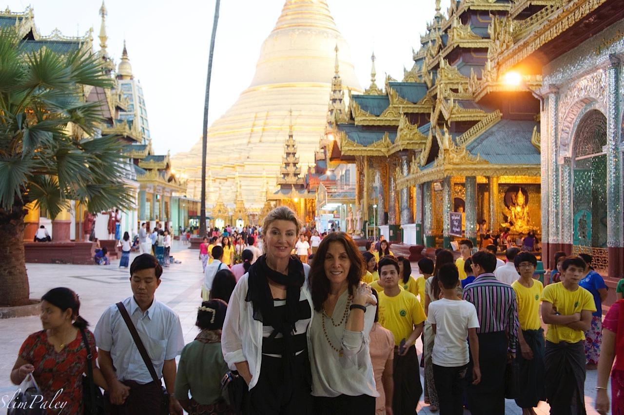 Shwedagon Pagoda , slimpaley.com