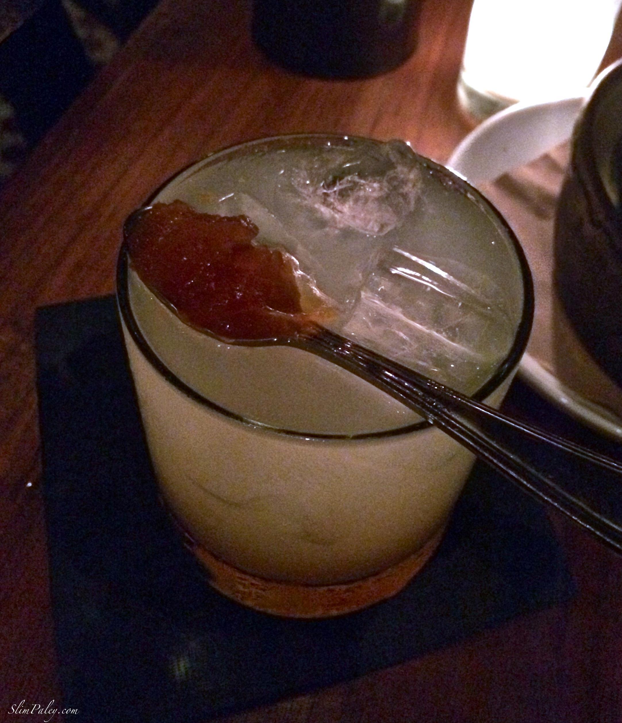 gin & jam slimpaley