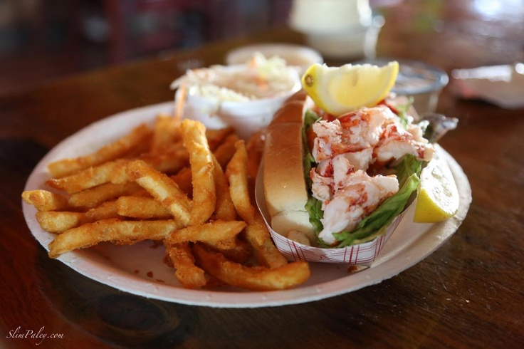 lobster roll slimpaley