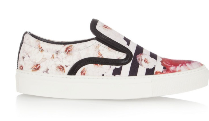 Mother of Pearl Jim Lambie  sneakers