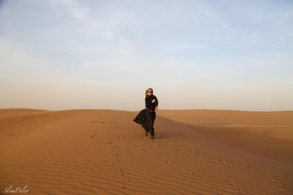 Morocco, Slim Paley