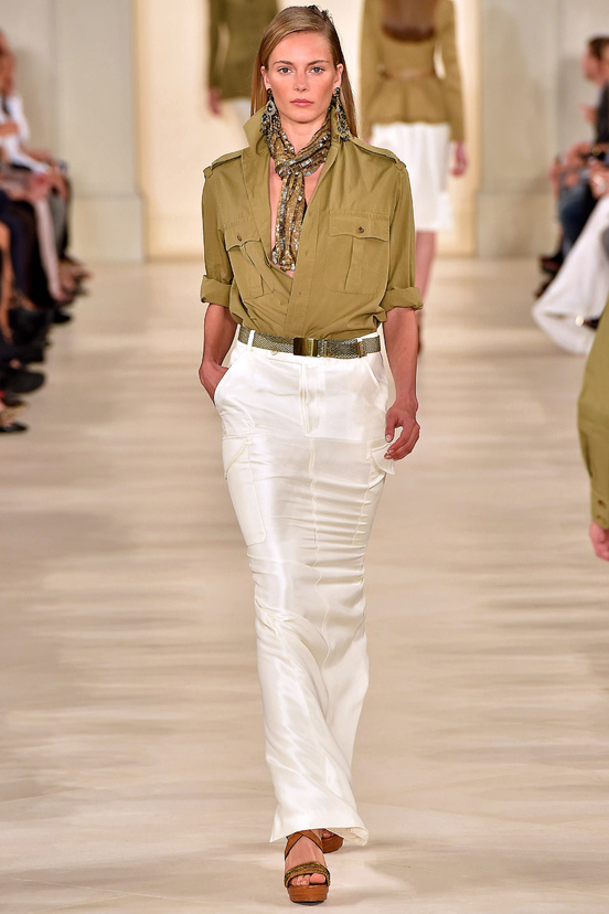 Safari Chic Slim Paley