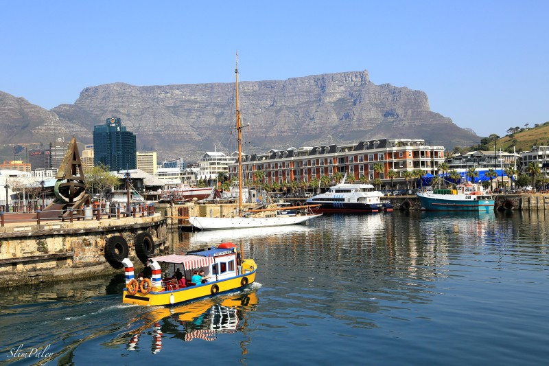 Cape Town Harbour, South Africa, SlimPaley