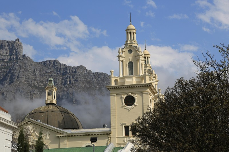Cape Town architecture  slimpaley