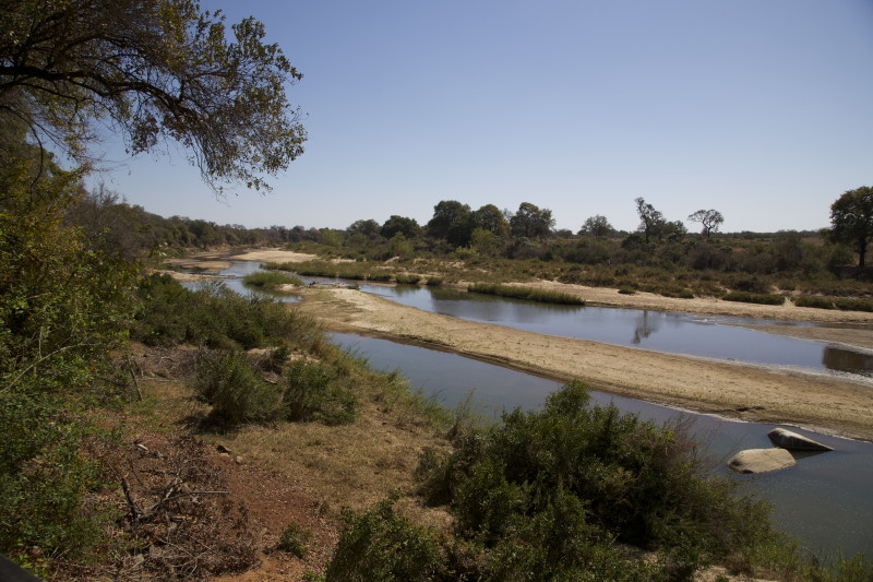 The Sabu Sand River from Singita slimpaley