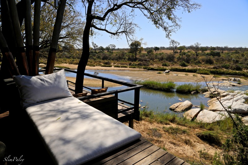 Boulders deck, Singita slimpaley
