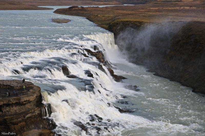 890A4224 Gullfoss waterfalls Iceland