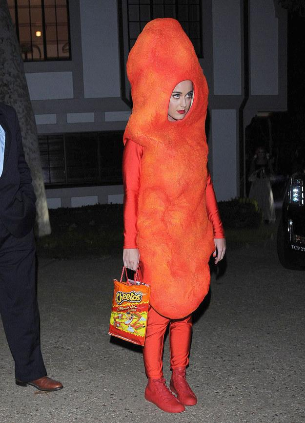 Katy Perry Halloween costume 2014